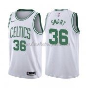 Maglie NBA Boston Celtics 2018 Canotte Marcus Smart 36# Association Edition..
